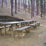 Refugio de El Pilar, La Palma, Wandern,