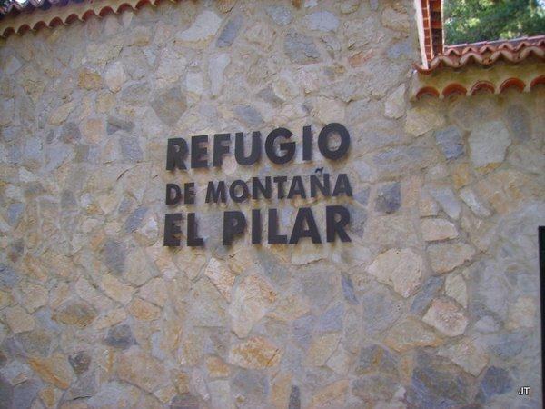 Refugio de El Pilar, La Palma, Wandern