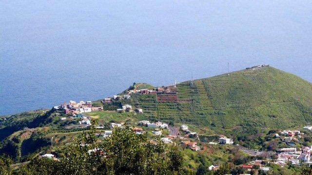 La Palma Wanderung_ La Galga
