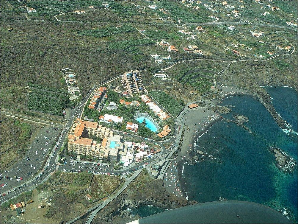 Strand von Cancajos,La Palma, Wandern,