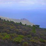 Aussicht nach Tiguerorte,La Palma,Wandern
