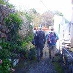 Wanderpfad bei Tinizara. La Palma,Wandern,
