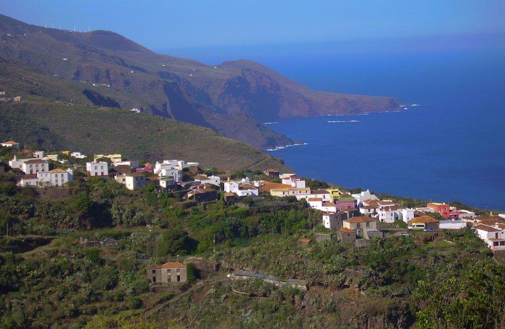 Gallegos auf La Palma, Wandern