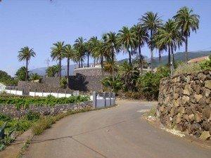 Auf dem Küstenwanderweg bei Santa Lucia,La Palma, Wandern