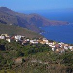 Aussicht, Gallegos, Nordküste, La Palma, Wandern