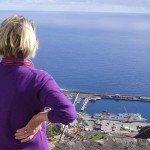 Ausblick-Hafen-La-Palma-Wandern