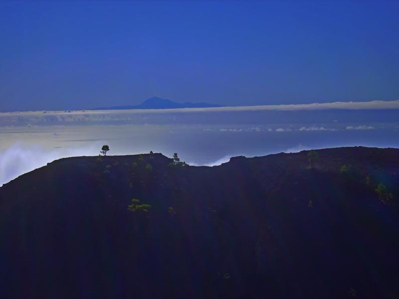 Blick-vom-Vulkan-San-Martin-auf-La-Palma-Wandern.