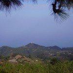 Hügellandschaft-La-Palma-Norden-Wandern