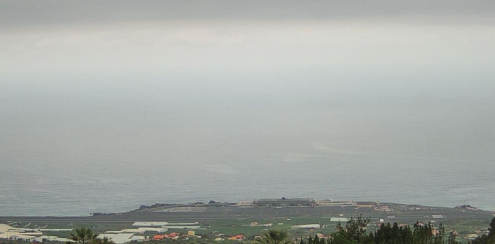 Webcam La Palma Flughafen