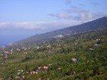 La Palma Wandern_Ausblick Richtung Tijarafe