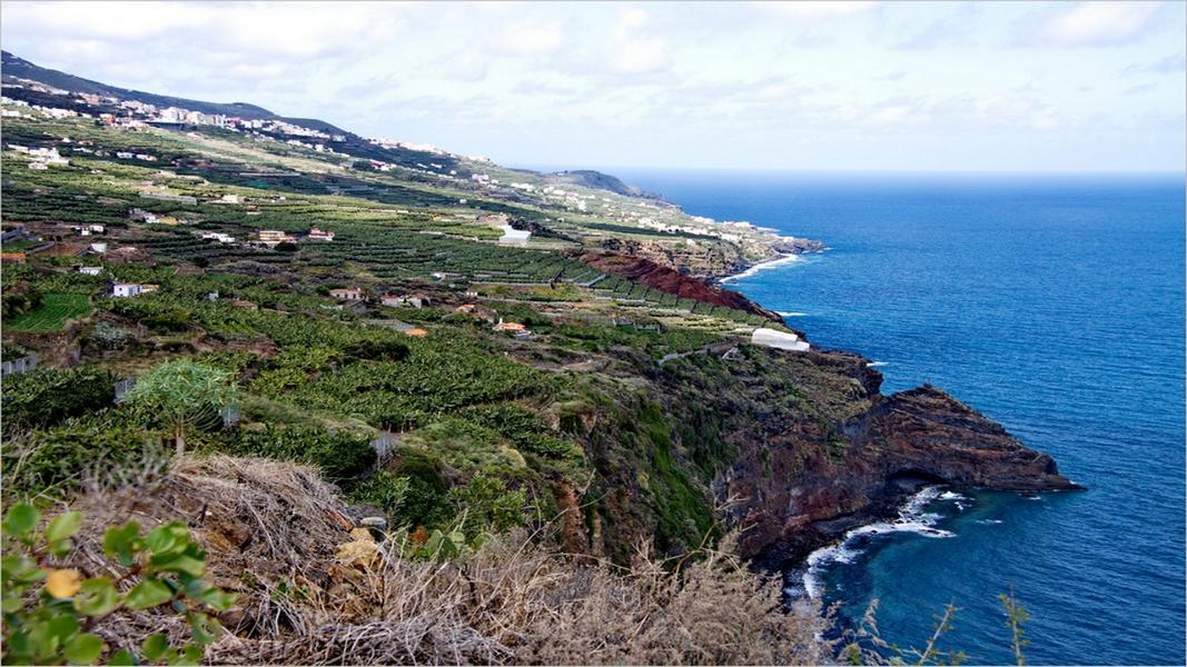 La Palma-Wandern-Küstenweg-San Andrés