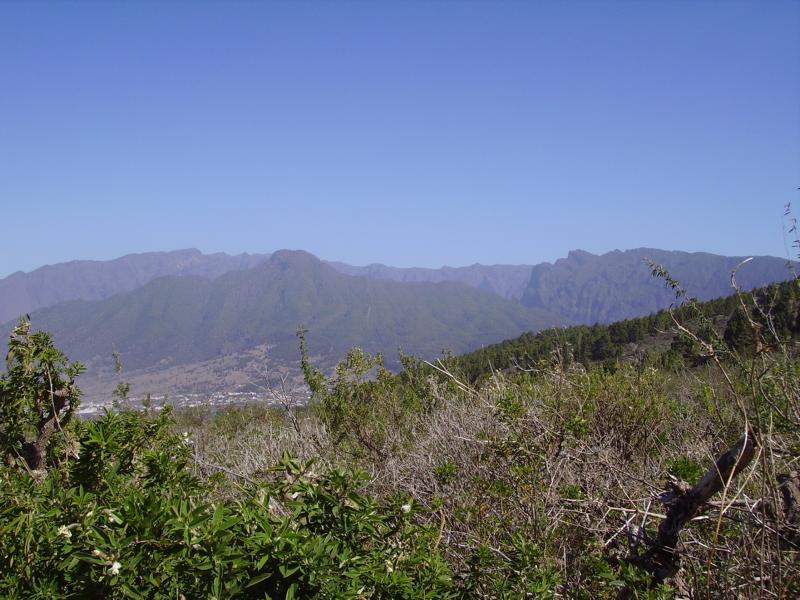 La-Palma-Wanderung-Aussicht-Caldera-de-Taburiente