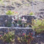 La-Palma-Wanderung-Kreuz-Abzweig-links
