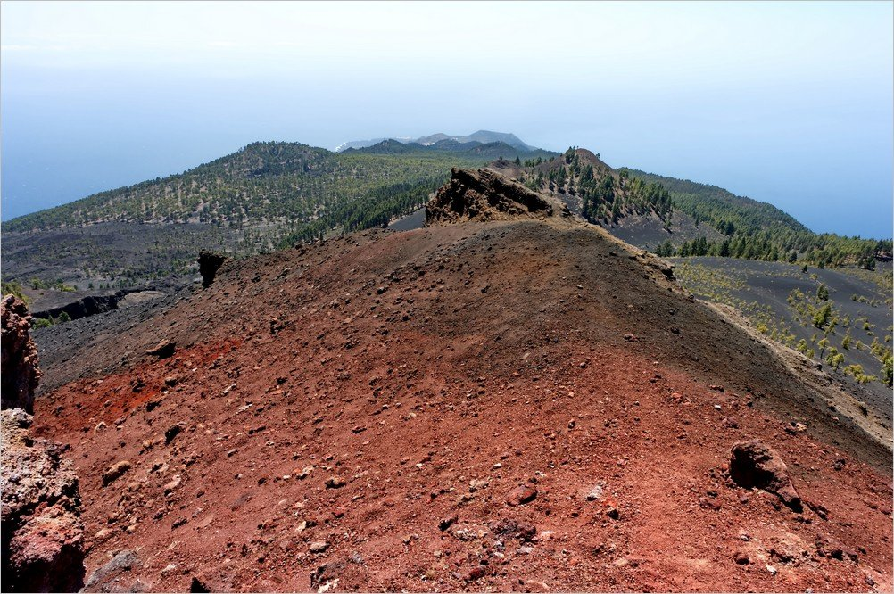La Palma-Vulkan San Martin