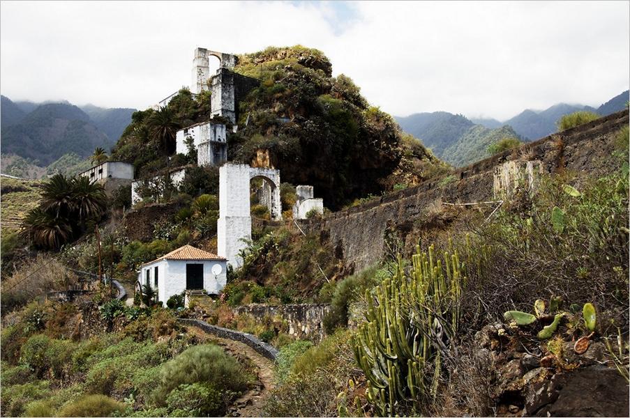 La Palma-Wanderungen-Von San Pedro nach Santa Cruz de La Palma