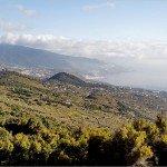 La Palma-Wanderung-Mazo-Ausblick Las Toscas
