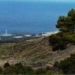 La Palma-Ausblick nach Bombilla-Wanderung