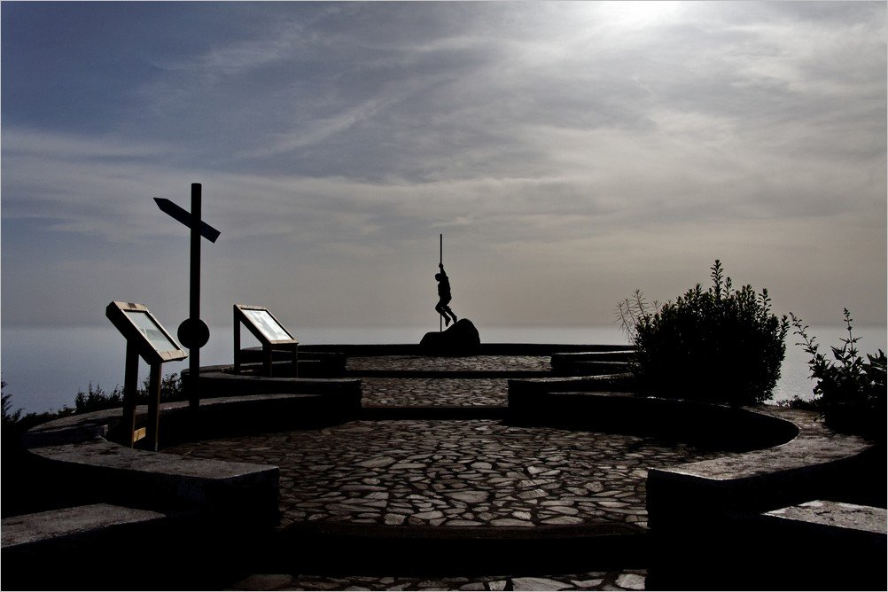 La Palma Ausflüge, Mirador Bartolo La Galga