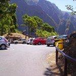 Parkplatz Cumprecita 1290 Meter