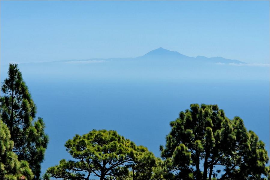 La Palma-Foto Aussichten