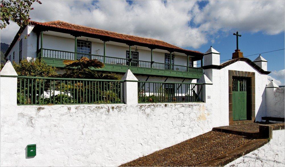 La-Palma-Wandern-Kanarische-Historische-Gebäude