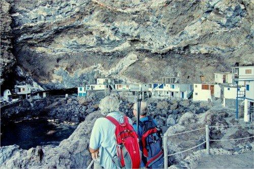 La Palma-Wanderung-Proís de Candelaria