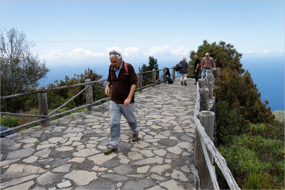 La Palma-Wanderung-Mirador de Las Mimbreras