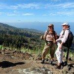 La Palma-Wanderwege-LP 10-oberhalb Tijarafe
