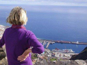La-Palma-Wandern-Ausblick-auf-Santa-Cruz