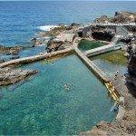 La Palma-Wanderung-Piscinas de Fajana