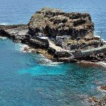 La palma wanderungen piscinas de la fajana barlovento for Piscinas talavera