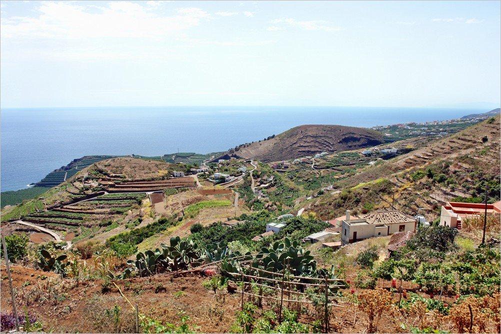 La Palma-Wanderung_Barlovento-Ausblick von Lomo Machin