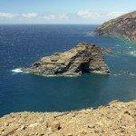 La Palma-Wandern-Roque de los Tabaibas