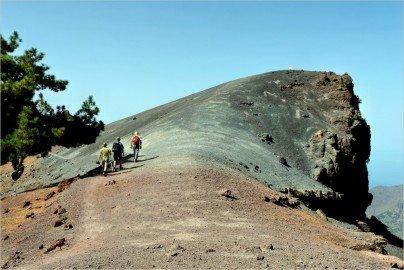 La Palma- Wandern am Rand der Caldera