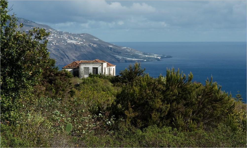 La Palma-Wandern-Mazo