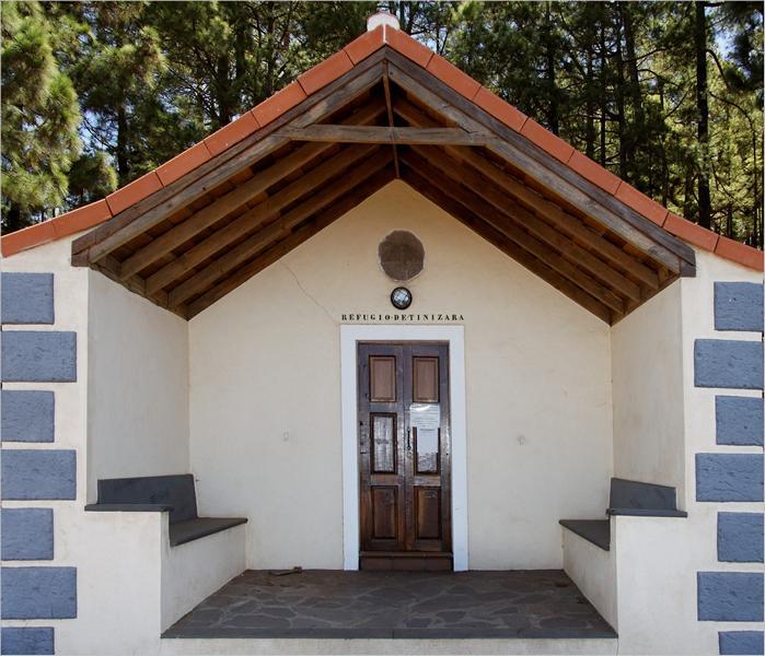 La Palma Wandern Refugio Tinizara