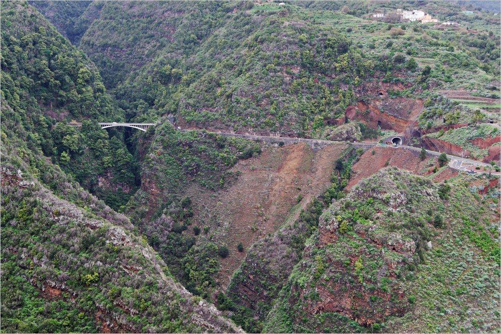 La Palma Foto-Barranco La Galga Barranco de La Fuente