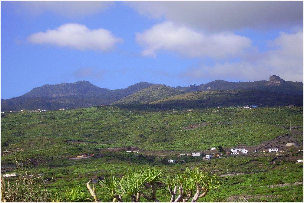 La Palma Wandern