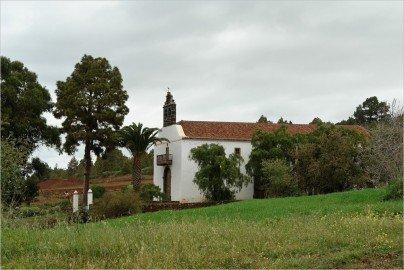 La Palma Wandern-Ermita San Maura Abad