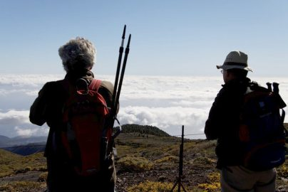 La Palma Urlaub, beim Wandern entspannen,