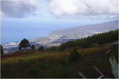 La-Palma-Wanderungen-Ausblick-nach-Los-Llanos