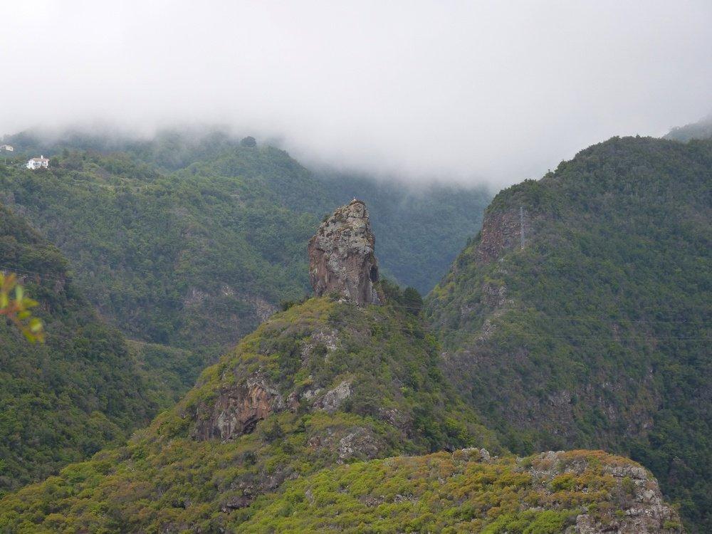 La Palma Wandern-Barrancos La Galga und La Fuente Nuevo