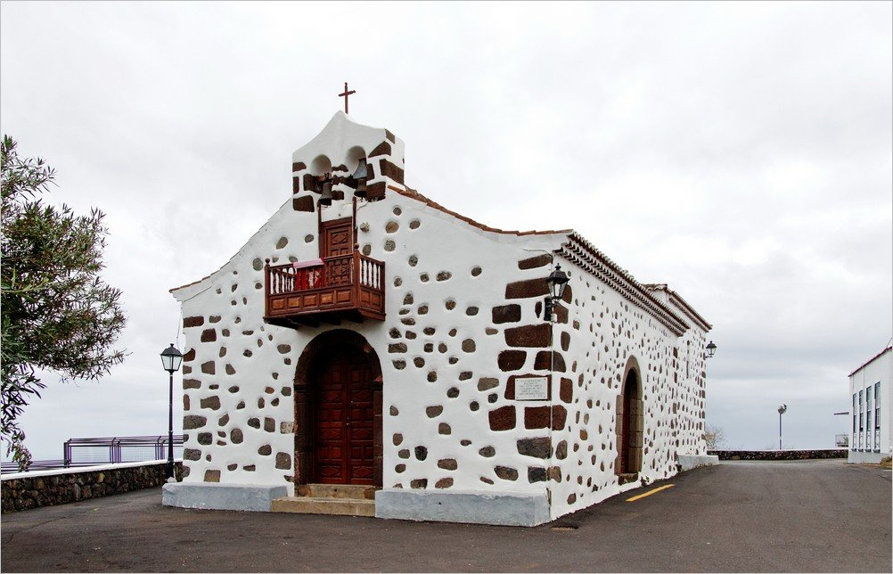 La Palma Wandern-Ermita San Bartolomé