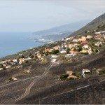 La Palma Foto-Los Quemados ein Ortsteil von Los Canarios
