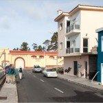 La Palma Wandern-Startplatz der Fuencaliente Rundwanderung