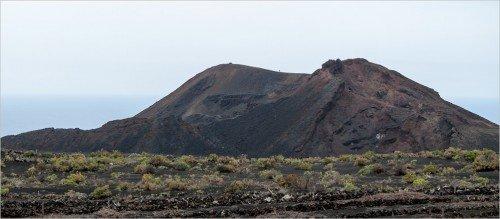 La Palma Wandern-Vulkan Teneguia