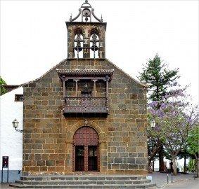 Wallfahrtskirche-Las-Nieves Santa Cruz de La-Palma