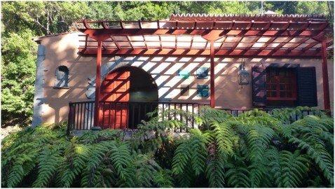 La Palma Wandern-Centro de Visitantes Los Tiles