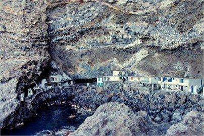 La Palma Wandern-Piratenbucht
