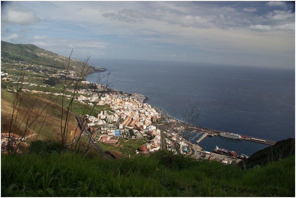 La-Palma-Wandern-Ausblick-vom-Mirador-de-La-Concepión